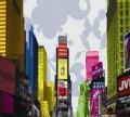 Постер «Нью-Йорк»